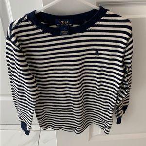 polo Ralph Lauren striped boy's shirt
